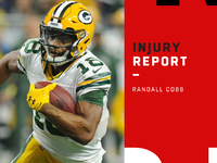 Injuries: Randall Cobb dominated out for Packers on Sunday thumbnail