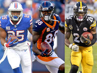 Top 10 trade candidates: The Le'Veon Bell conundrum