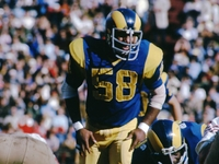 Isiah Robertson, former Rams All-Pro, dies in car crash