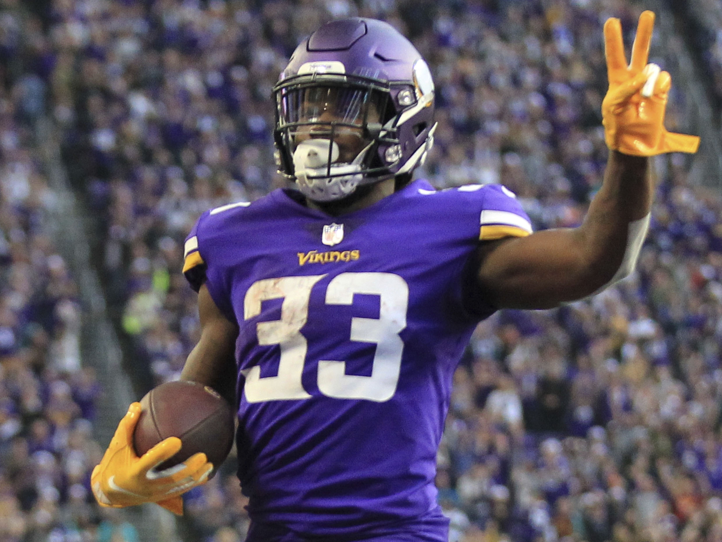 Vikings Want To Ride Dalvin Cook The Rest Of The Year