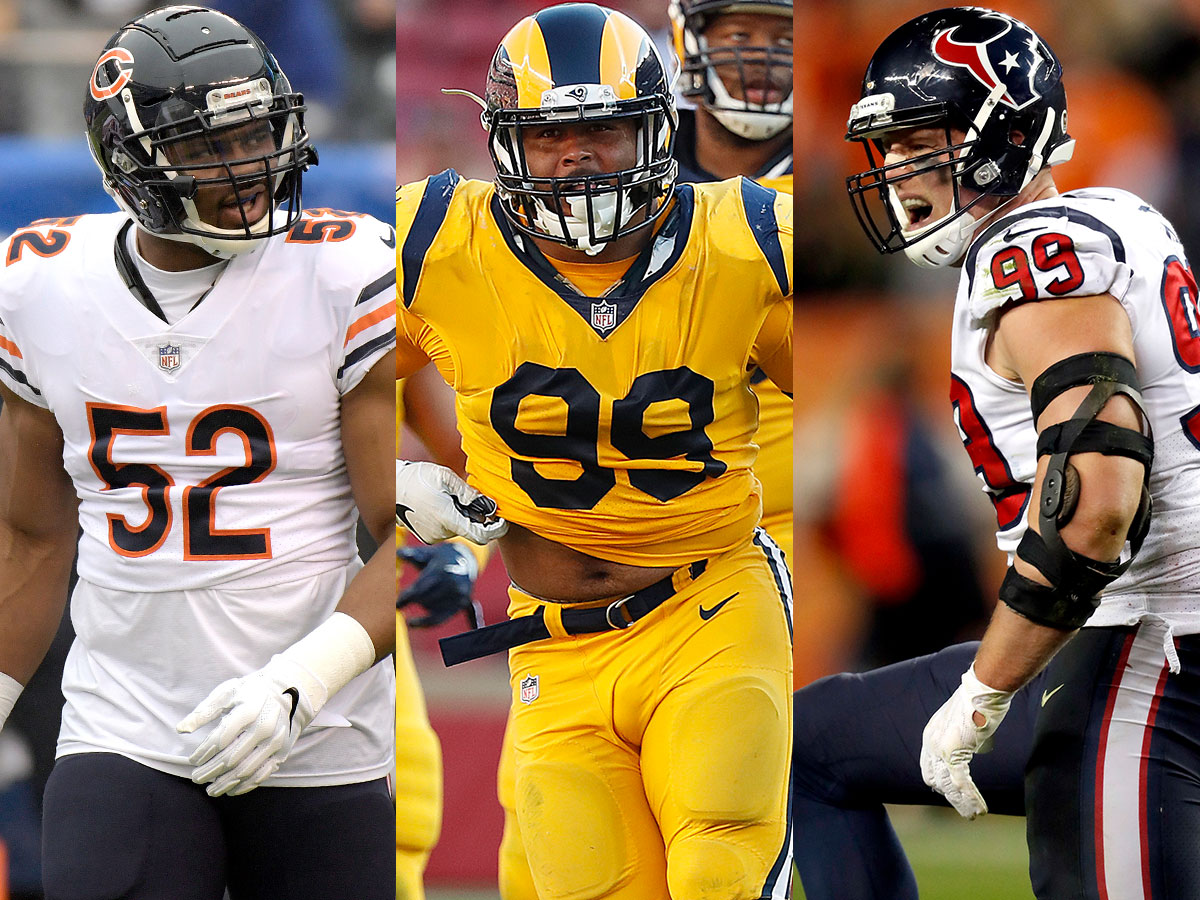 Best Nfl Defenses 2020.Top 10 Nfl Defensive Player Of The Year Candidates Nfl Com