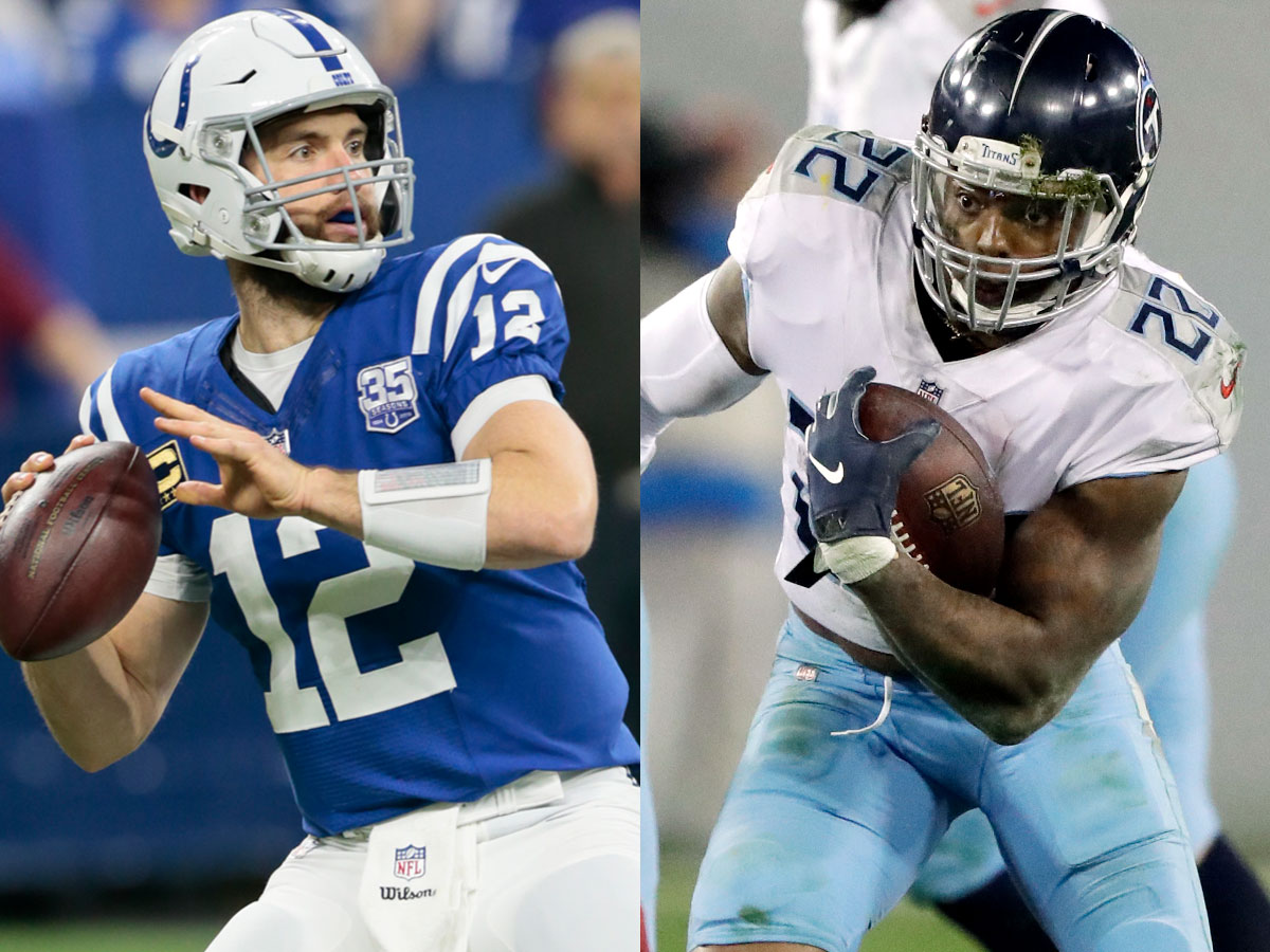 Week 17 Schedule Colts Titans Game Flexed To Snf Nfl Com