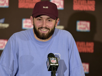 Baker Mayfield will use OROY snub as 'motivation' thumbnail