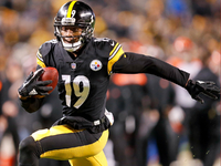 JuJu named Pro Bowl replacement for Antonio Brown - NFL.com ef5bb1f70