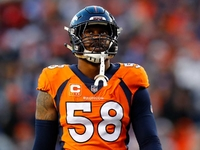 Broncos' Vic Fangio: 'Von Miller can play even better' thumbnail