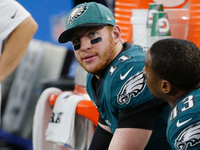 Wentz looks forward to ending injury-prone questions thumbnail