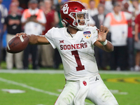 Kyler Murray declares intention to enter NFL Draft thumbnail