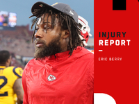 Injuries: Eric Berry full participant in Chiefs practice thumbnail