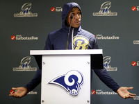 Marcus Peters downplays beef with Sean Payton thumbnail