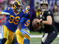 NFC Championship Game preview: Rams-Saints thumbnail