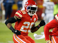 Chiefs safety Eric Berry (heel) to play versus Patriots thumbnail