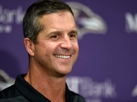 John Harbaugh, Ravens agree to terms on extension thumbnail