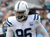 Roundup: Colts' Denico Autry fined $13K for sack dance thumbnail
