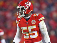 Dee Ford on offsides on INT: 'I've got to see the ball' thumbnail