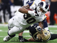 Todd Gurley wasn't hurt Sunday, just played 'sorry' thumbnail