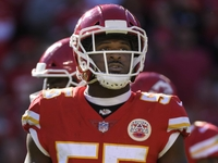 Chiefs' Dee Ford would love to stay in Kansas City thumbnail