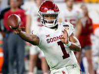 Kyler Murray unsure if he'll throw at combine thumbnail