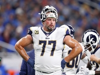 Rams' Whitworth on no-call vs. Saints: 'It's an excuse' thumbnail