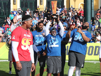NFC steals Pro Bowl Skills Showdown with comeback thumbnail