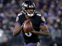 Harbaugh expects 'better' Lamar Jackson in 2019 thumbnail