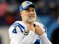 Adam Vinatieri headed back to Indy on 1-year deal thumbnail