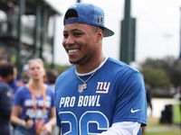 Saquon Barkley looks to leave fewer big plays on field thumbnail