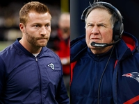 McVay, Belichick text after 'basically' every game thumbnail