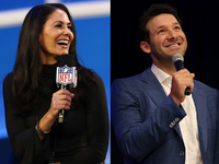 Tony Romo's colleagues laud his preparation, intellect thumbnail