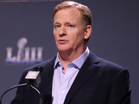 Roger Goodell: NFL will 'look again at instant replay' thumbnail