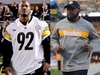 James Harrison pins blame for drama on Mike Tomlin thumbnail
