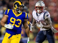 Rams defense committed to stopping Pats' run game thumbnail