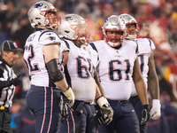 Tom Brady: OL is 'heart and soul' of Patriots' offense thumbnail