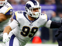 Aaron Donald named 2018 Defensive Player of Year thumbnail