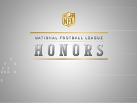 Complete list of 'NFL Honors' award winners thumbnail