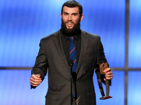 Andrew Luck named AP Comeback Player of the Year thumbnail