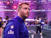 Sean McVay: 'I didn't do enough for us' in SB LIII loss thumbnail
