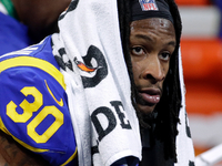 C.J. Anderson: Gurley 'more hurt' than Rams thought thumbnail
