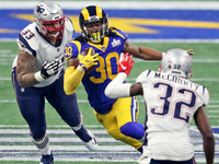 Sean McVay: Todd Gurley's touches due to rhythm thumbnail