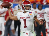 Kyler Murray expected to attend NFL Scouting Combine thumbnail