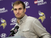Vikings' Kirk Cousins ready to 'make amends' for 2018 thumbnail
