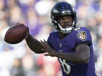 DeCosta: Lamar Jackson allows Ravens to be flexible thumbnail
