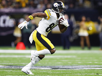 Antonio Brown tweets goodbye: 'Time to move on' thumbnail