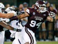 Mississippi St. DT Jeffery Simmons suffers torn ACL thumbnail