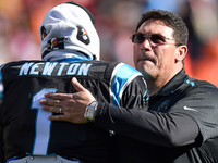Ron Rivera: Panthers have 'got to protect' Cam Newton thumbnail