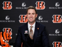Bengals' Zac Taylor on DC: 'Just need the right person' thumbnail