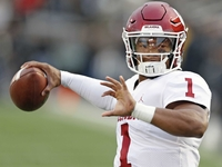 Riley likens Kyler Murray's ability to Barry Sanders thumbnail