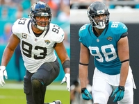 Jags exercise Campbell's option, decline tight end thumbnail