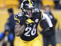 Pittsburgh Steelers will not use any tag on Le'Veon Bell thumbnail