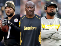 Harrison: Tomlin must take charge of Steelers drama thumbnail