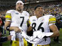 Hines Ward: Big Ben 'needs to do more as a leader' thumbnail